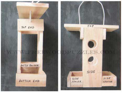 Buffet Bird Feeder Plans