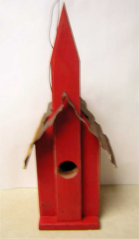 How to Build a Birdhouse - Free Plans For Building Birdhouses and