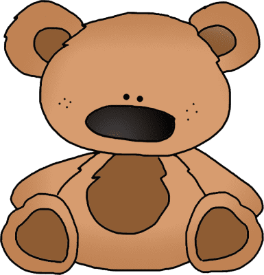 Teddy Bear Puzzle