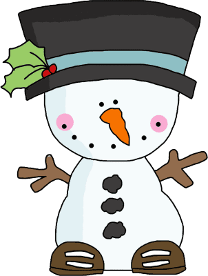 Snowman Puzzle Cute Snowman Template For A Wood Puzzle