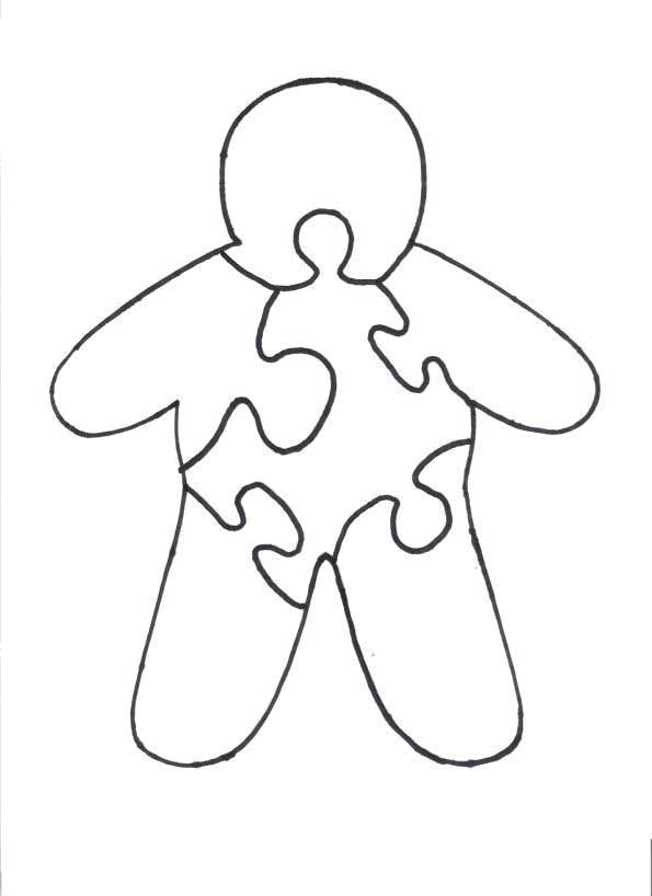 Click Here To Print The Gingerbread Pattern