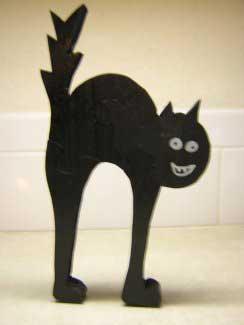 Halloween Cat Puzzle