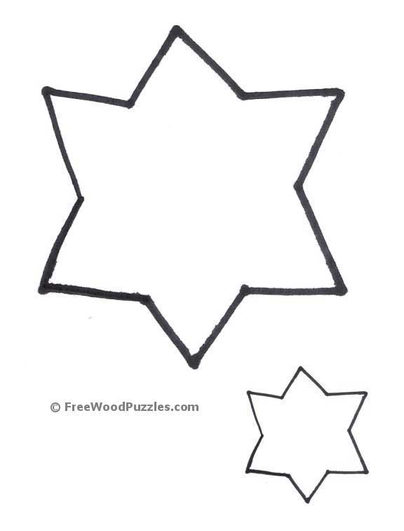 Star pattern printable new calendar template site for Blums fishing almanac
