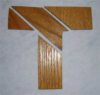 Tee Puzzle Woodworking Plan