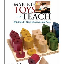 Making Toys That Teach Book