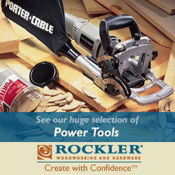 Power Tools at Rockler