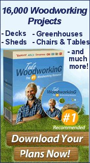 16,000 Woodworking Plans